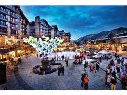 4 Nights (May 23-27) in a 3 BR Residence at The Residences at Park Hyatt Beaver Creek, CO!