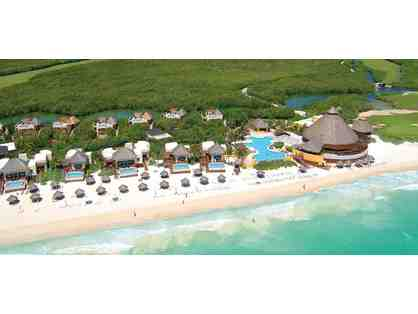 2 Nights in a Signature Casita Room at the luxury Fairmont Mayakoba Riviera Maya Resort!