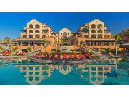 2 Nights in a Deluxe Garden View Room at the Sheraton Grand Los Cabos Hacienda de Mar