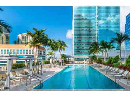 2 Night Stay in a King Deluxe City View Room at the Conrad Miami