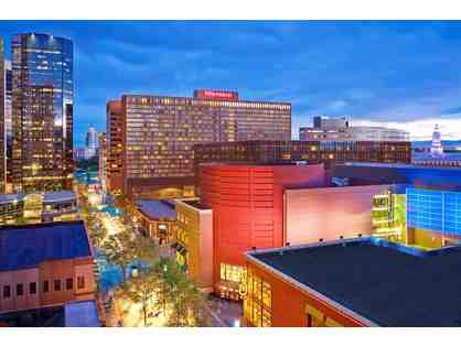 1 Night Weekend Stay in a Standard Room at The Sheraton Denver Downtown Hotel