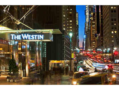 1 Night Weekend Stay in a Deluxe King Room at The Westin New York Grand Central Hotel