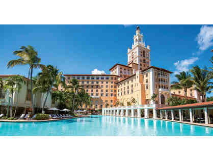 2 Night Stay in a Junior Suite at The Biltmore Hotel in Coral Gables, Florida