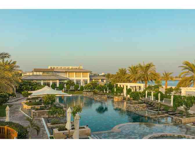 1 Night in a Suite with Breakfast & Dinner for 2 at The St. Regis Abu Dhabi! - Photo 7