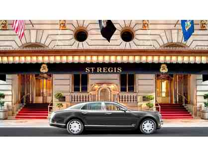 1 Night Stay at the St. Regis New York with Two (1) Day NYC & Co Sight Seeing Passes