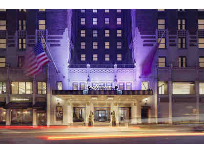 2 Nights in a Studio King Room with Breakfast at The Lexington Hotel NYC