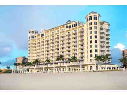 2 Nights with Breakfast at the Pelican Grand Beach Resort in Fort Lauderdale, FL