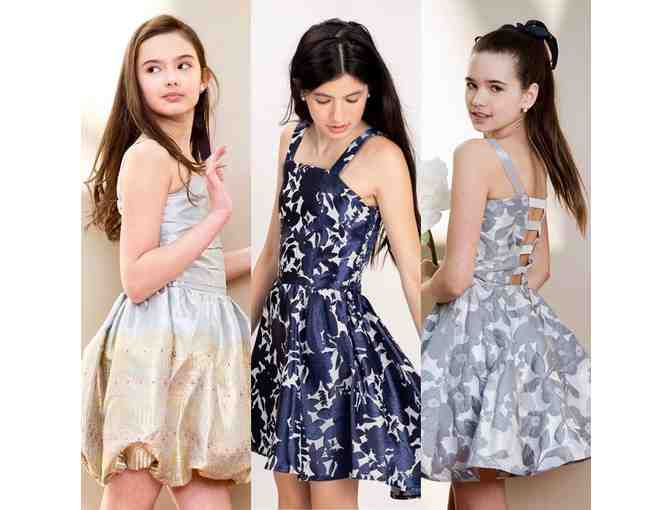 Gift Certificate to Stella M'Lia, a Special Occasion Dress Line for Girls Size 9-14. - Photo 2