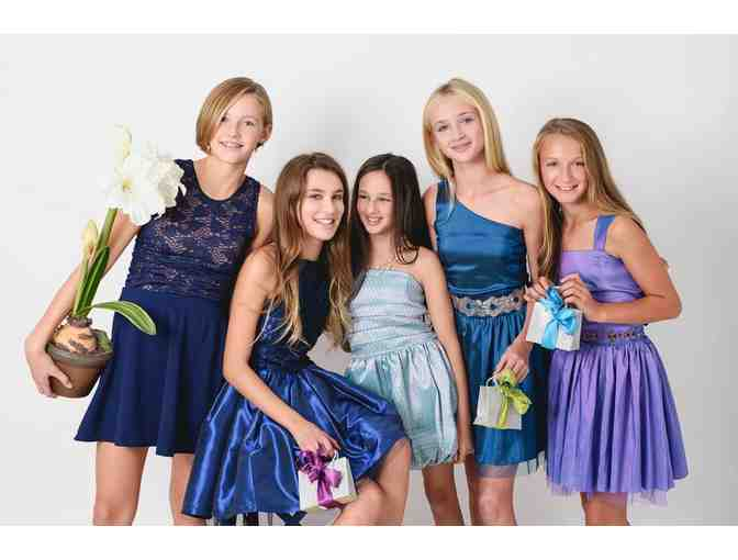 Gift Certificate to Stella M'Lia, a Special Occasion Dress Line for Girls Size 9-14. - Photo 4