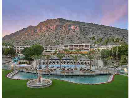 2 Night Stay in a Deluxe View Guest Room at The Phoenician in Scottsdale, AZ.