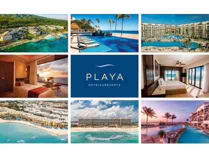 3-Night All-Inclusive (Sun-Thu) Stay at any Playa Hotels and Resorts!