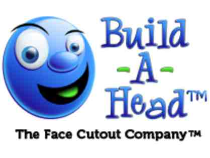 Build A Head - 10 Pack 12x18 Big Head Slim CutOuts