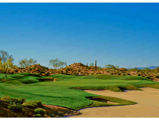 Golf Foursome at Grayhawk in Scottsdale, AZ - Photo 1