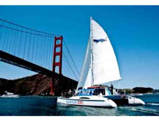 San Francisco Bay Champagne Sail Boat Cruise for 6 - Photo 1