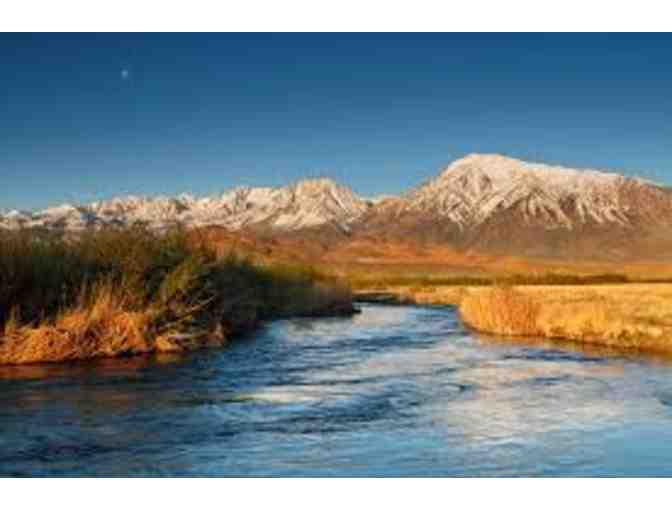 Full Day Drift boat trip on the lower Owens River for Two (2), at Half Price - Photo 3