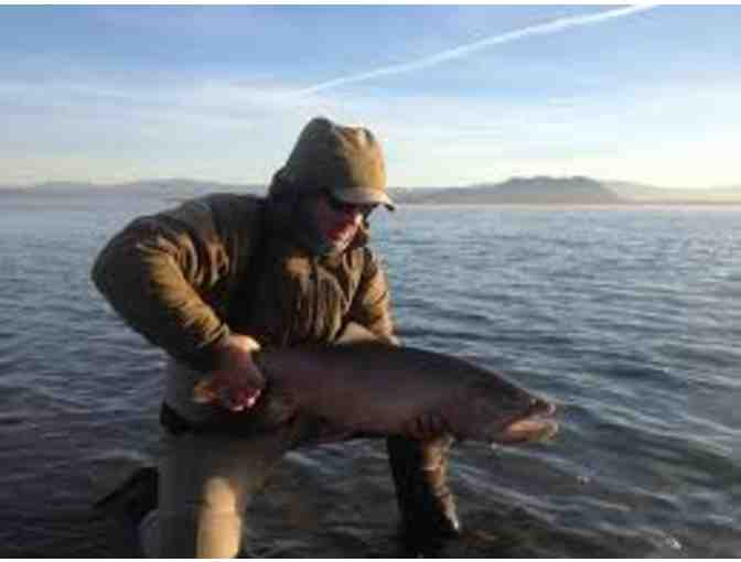 Full Day of Guided Fishing for Two at Pyramid Lake - Photo 1