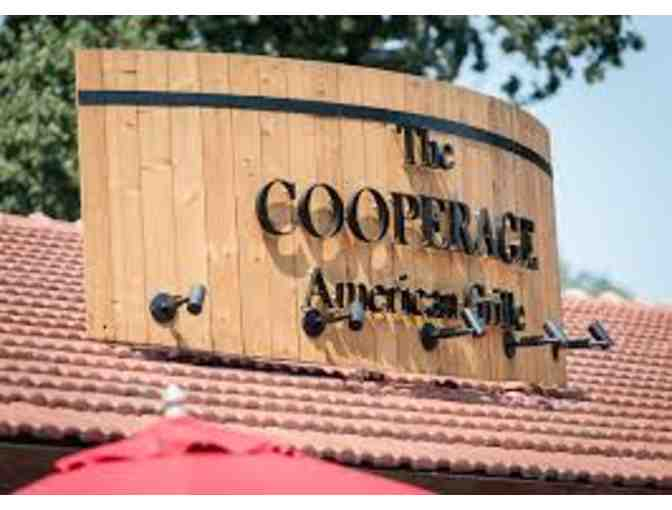 Gift Certificate for the Cooperage in Lafayette, Calif. - Photo 1
