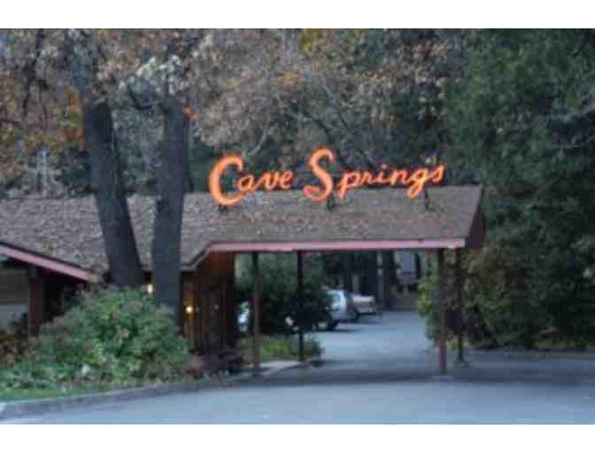 Two Nights at Cave Springs Resort - Dunsmuir, Calif. - Photo 2