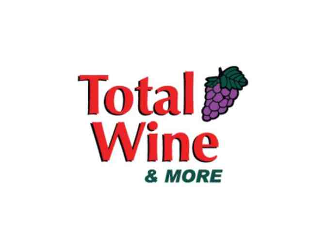 Total Private Wine Tasting Party for up to 20 people