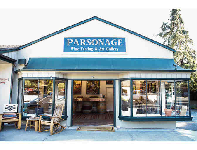 Parsonage Winery Trio