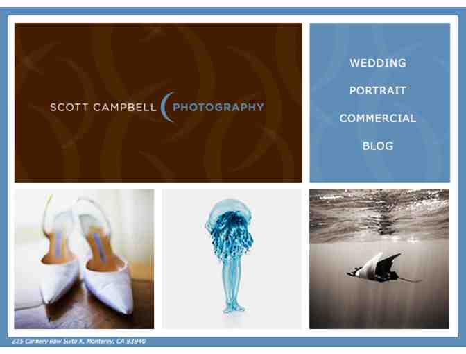 Scott Campbell Photography Package