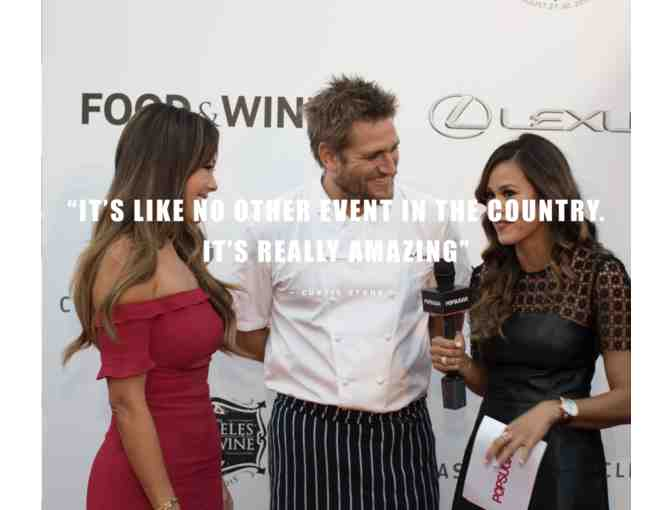 2 coveted VIP passes to the 2019 Los Angeles Food & Wine Festival, August 22-25, 2019 - Photo 2