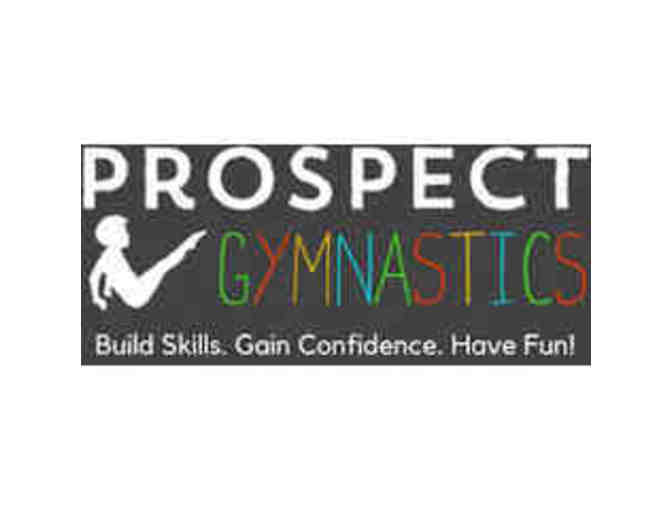120$ Gift Card for Prospect Gymnastics