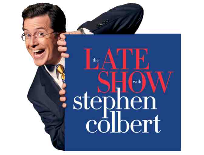 VIP Tickets to the Late Show with Stephen Colbert