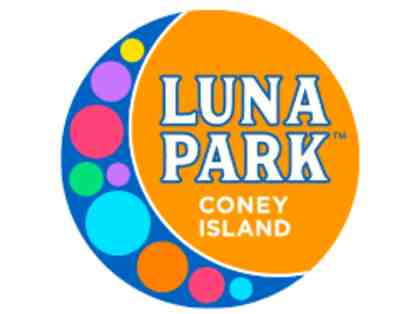 2 passes to Luna Park in Coney Island