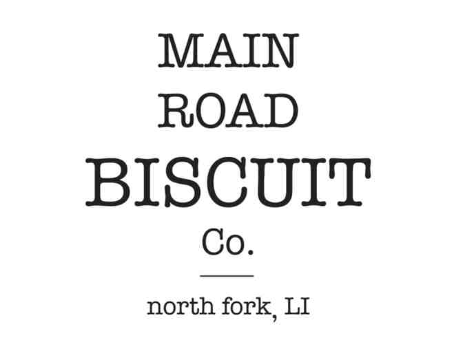 $30 Gift Card to Main Road Biscuit Co. - Photo 1