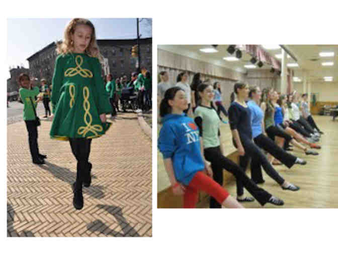 BUCKLEY SCHOOL OF IRISH DANCE