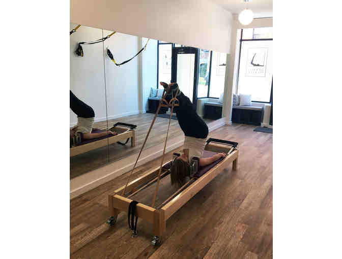 PRIVATE PILATES! Duo Reformer Session at Henry Street Pilates