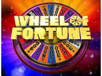 Wheel of Fortune for Two