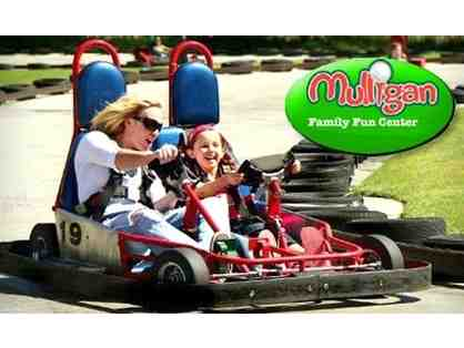 Mulligans Family Fun for 6