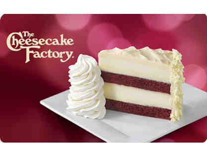 Cheese Cake Factory $50