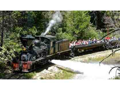 Yosemite Sugar Pine Railroad for 4