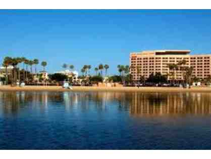 Marina Del Rey Marriott- 1 Night Stay