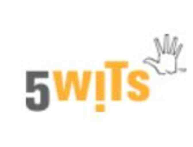 5 Wits - 4 Adventure Admissions - Photo 1