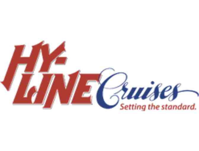 Hy-Line Cruises - Round-trip passage for 2 between Hyannis and Martha's Vineyard - Photo 1