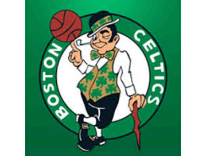 Boston Celtics Tickets - 2 Tickets vs Chicago Bulls 4/6 Game - Photo 1