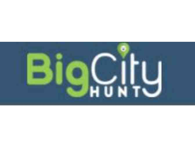 Big City Hunt - City Scavenger Hunt Tour (up to 10 people) - Photo 1