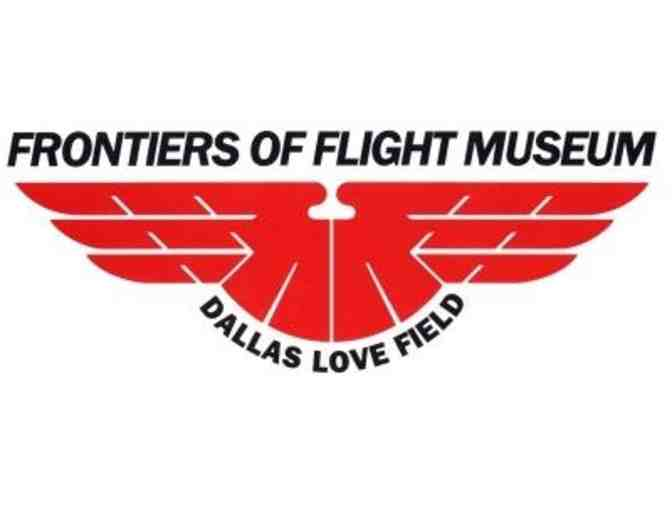 1 year Family Level membership to the Frontiers of Flight Museum - Photo 1