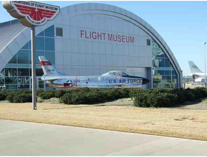1 year Family Level membership to the Frontiers of Flight Museum - Photo 2