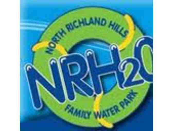 2 one day admission passes to NRH2O Waterpark - Photo 1