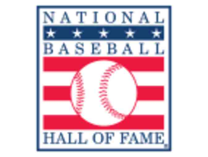 2 Passes to the National Baseball Hall of Fame Museum in Cooperstown, NY - Photo 1