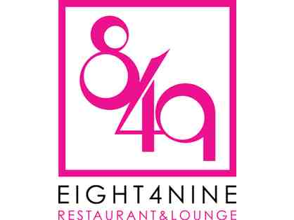 Gift Certificate for $50 at Eight4Nine