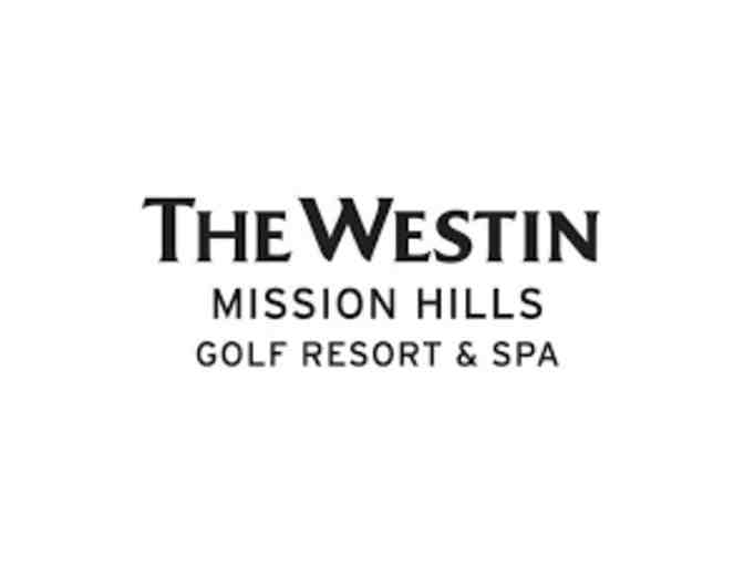 Westin Mission Hills Golf Resort and Spa 2-night Stay Package - Photo 1
