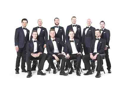 Two McCallum Theatre Tickets to the TEN Tenors show