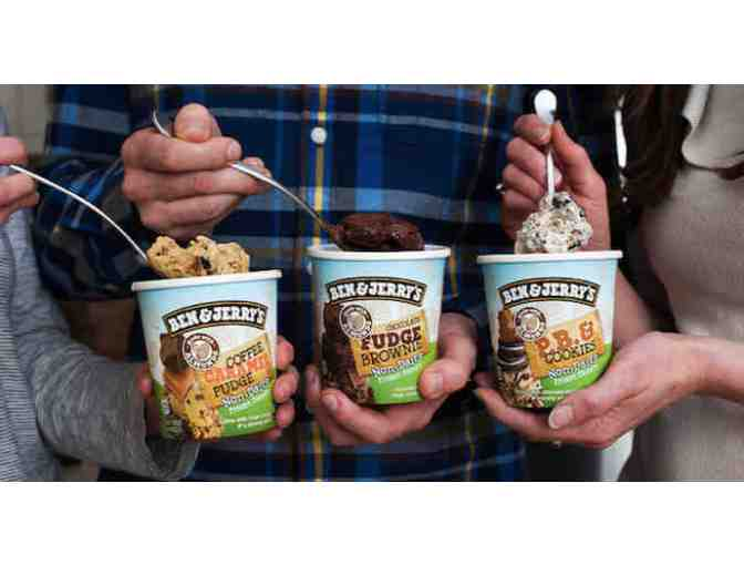 Ben and Jerry's Family Four Pack - Photo 1