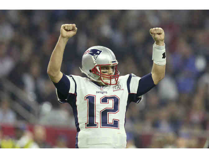 Four (4) tickets to the New England Patriots vs. NY Jets